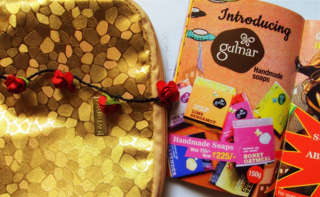 Fab Bag November 2014 Gulnar soaps