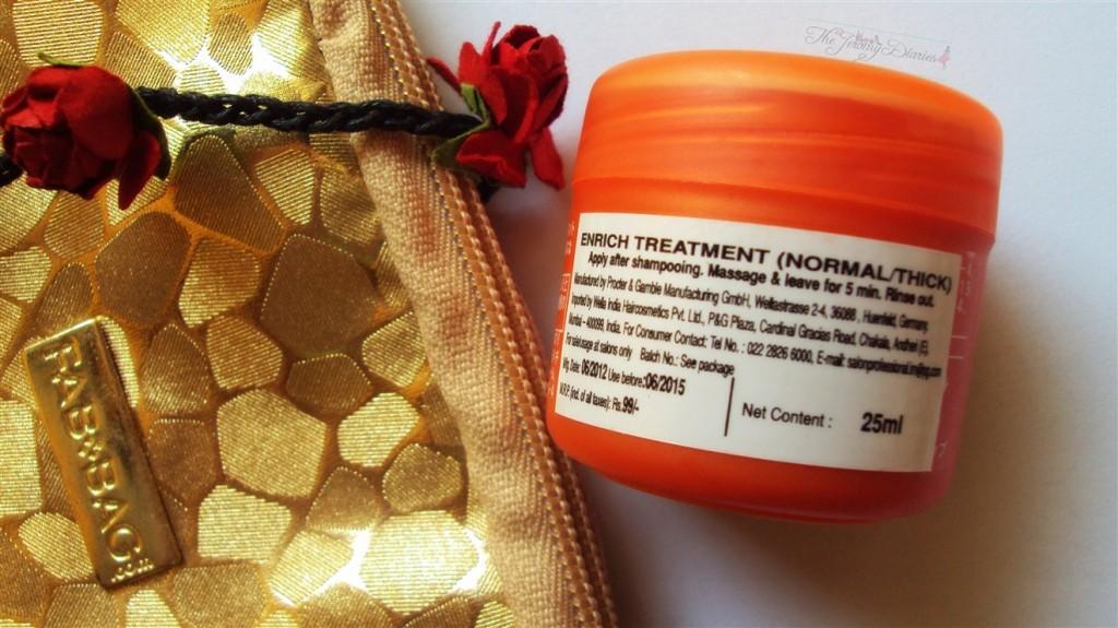 Fab Bag November 2014 Ingredients