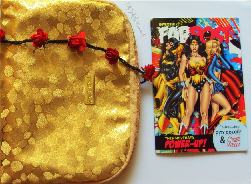 Fab Bag November 2014 Power Up