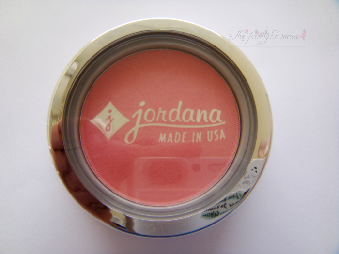 Jordana USA Powder Blush-Rouge Review