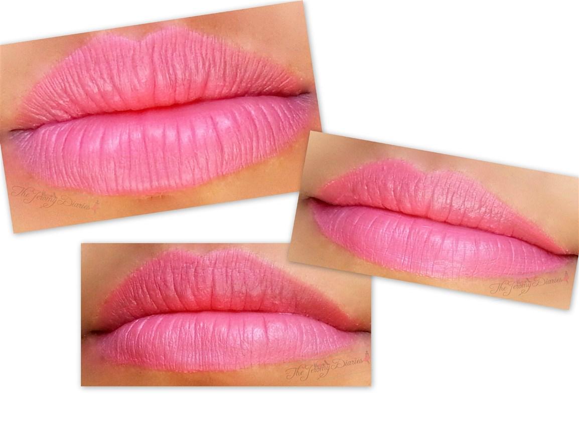 Nyx Soft Matte Lip Cream Antwerp Lip swatches