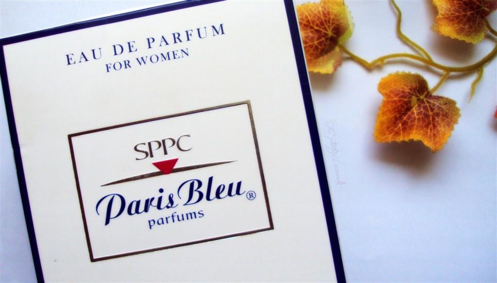 SPPC Paris Bleu Perfume 2