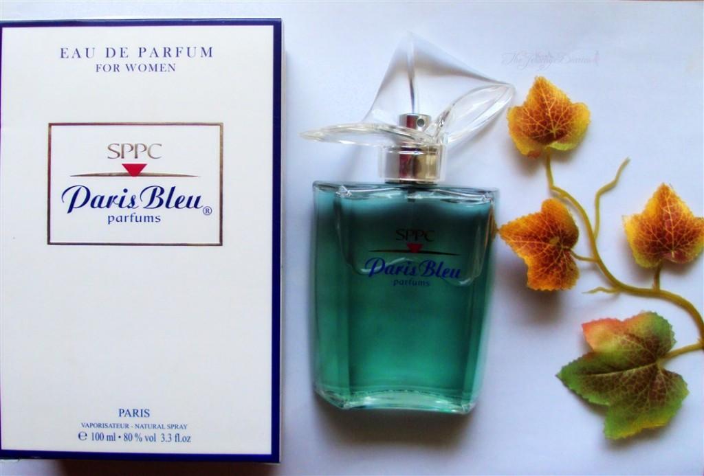 SPPC Paris Bleu Perfume complete