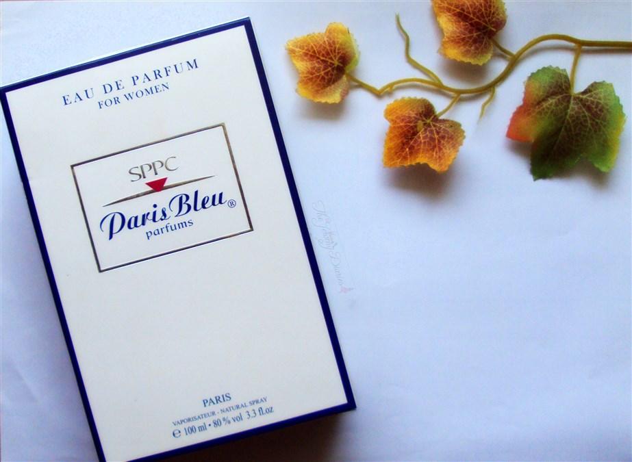 SPPC Paris Bleu Perfume