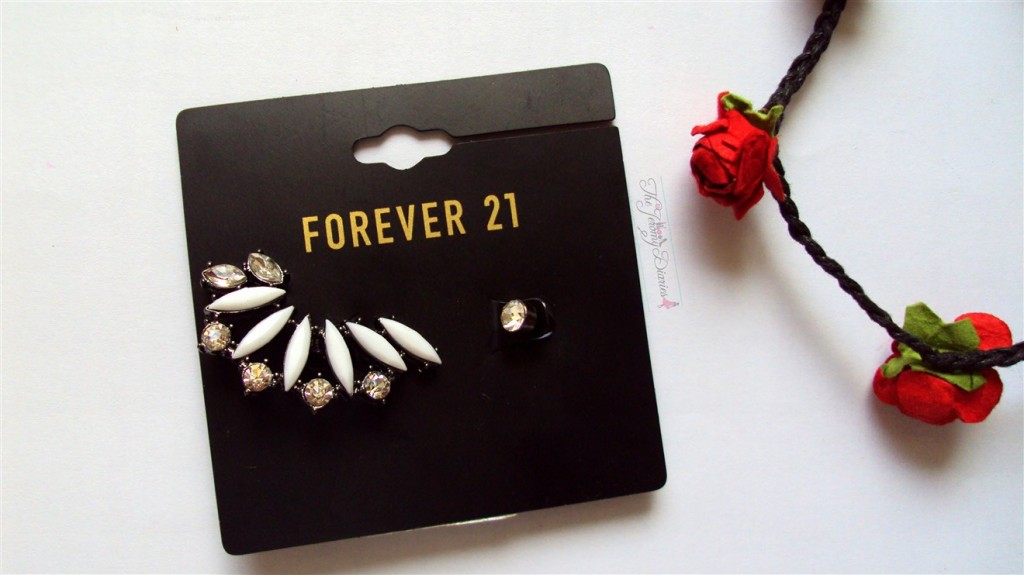 Forever21 Earcuff Accessories Haul