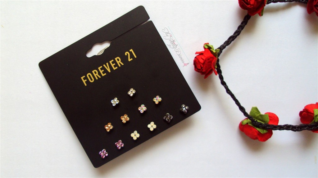 Forever21 Studs Accessories Haul
