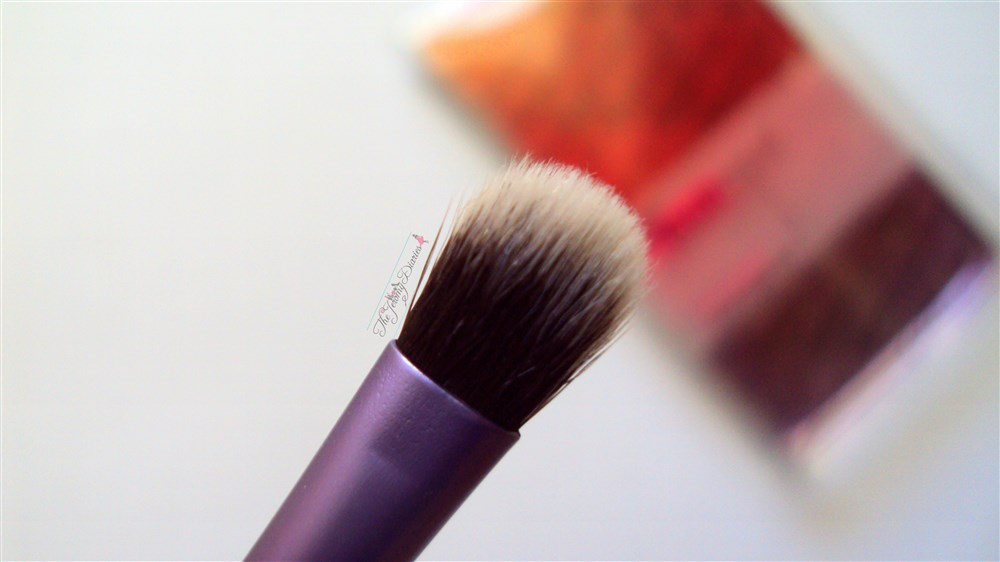real techniques mini shading brush bristles
