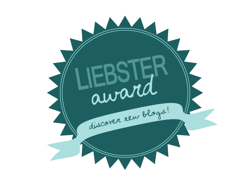 Liebster Award – The Jeromy Diaries
