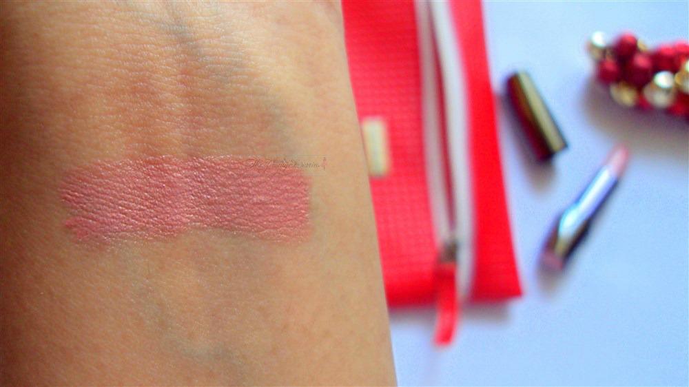 deborah milano rossetto atomic lipstick 08 hand swatches