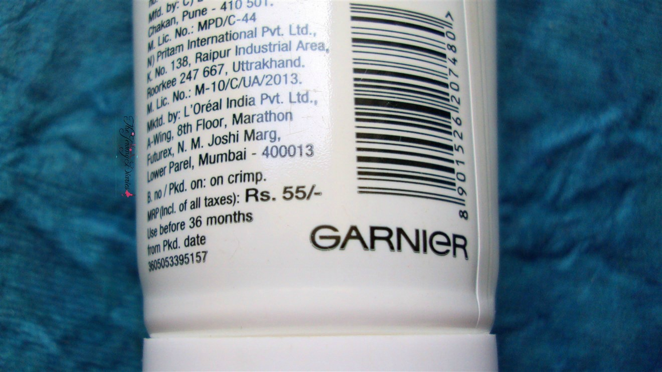 garnier face wash pure neem price and availability in india