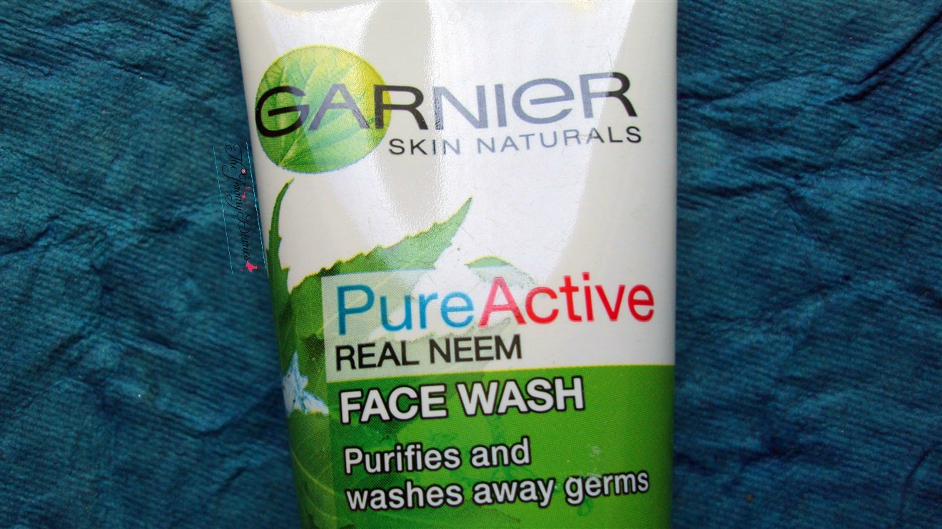 garnier products for clear skin