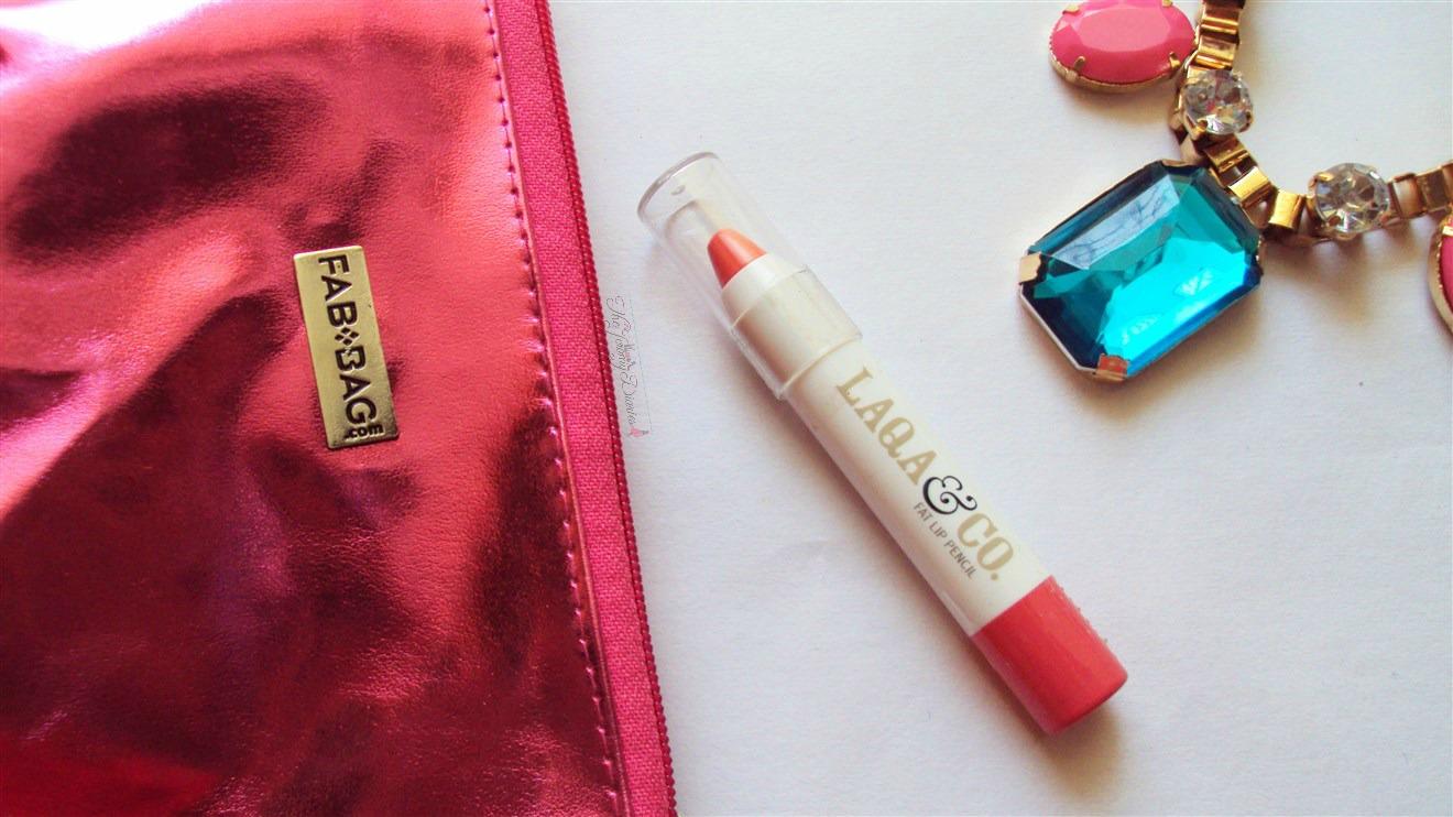 laqa and co fat lip pencil