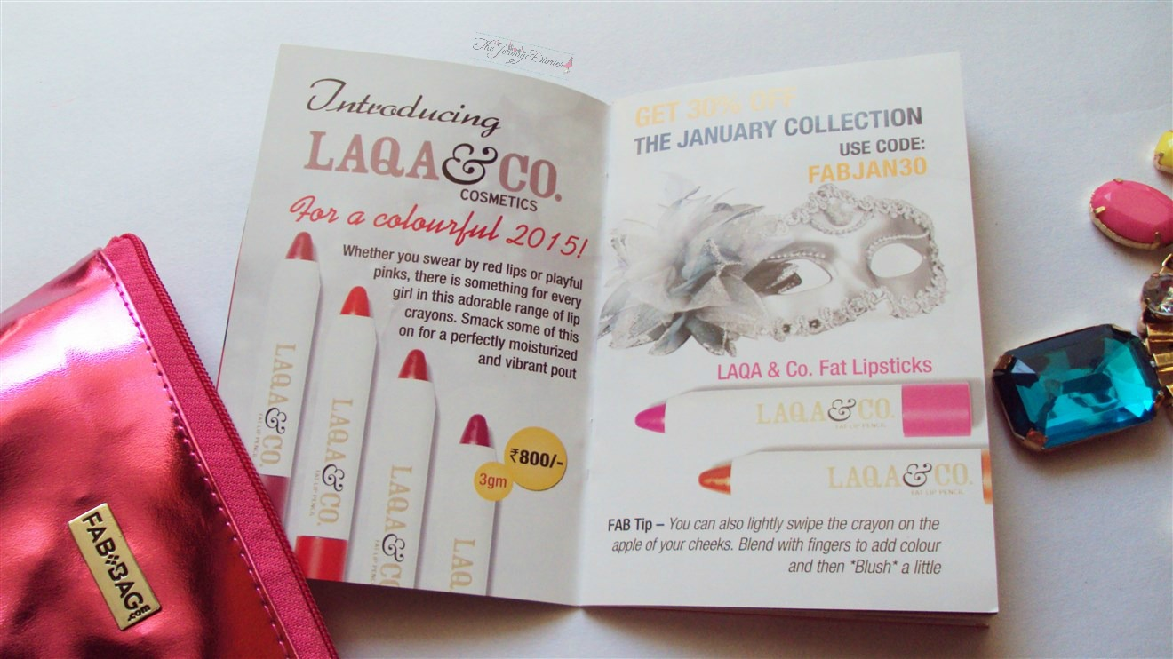 laqa and co products