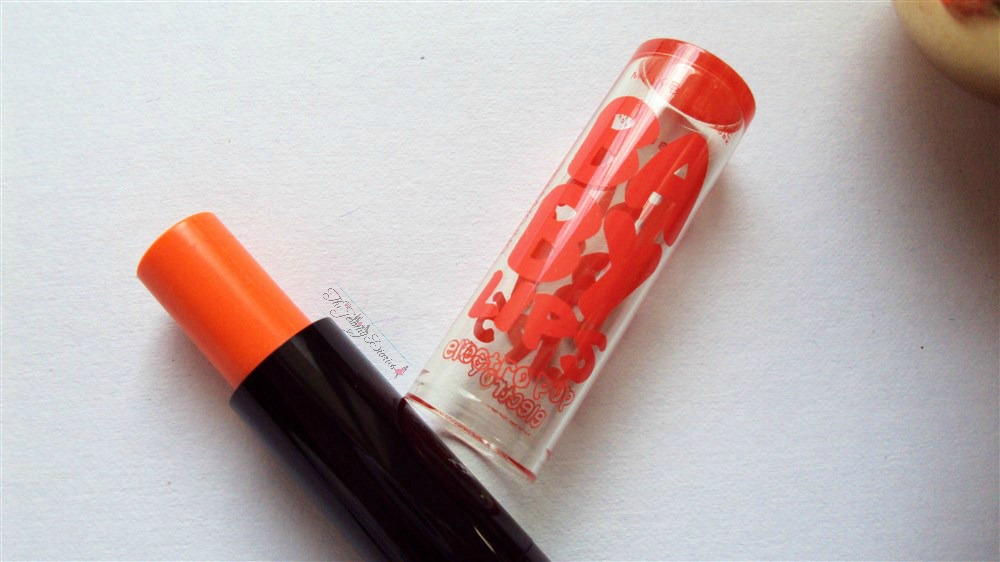 maybelline baby lips oh orange shade and price in india