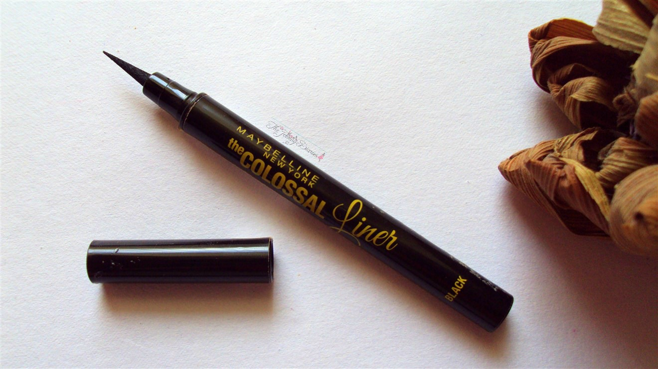 maybelline colossal eyeliner review