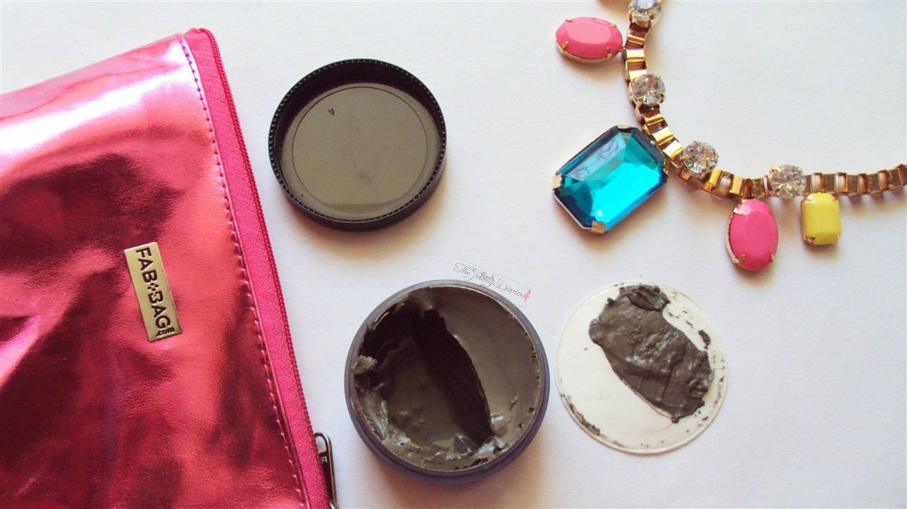 seasoul cosmetics dead sea facial mud mask texture