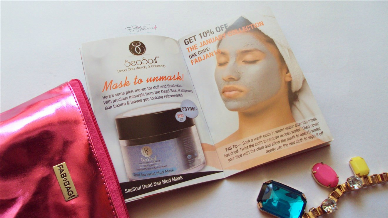 seasoul cosmetics products in india