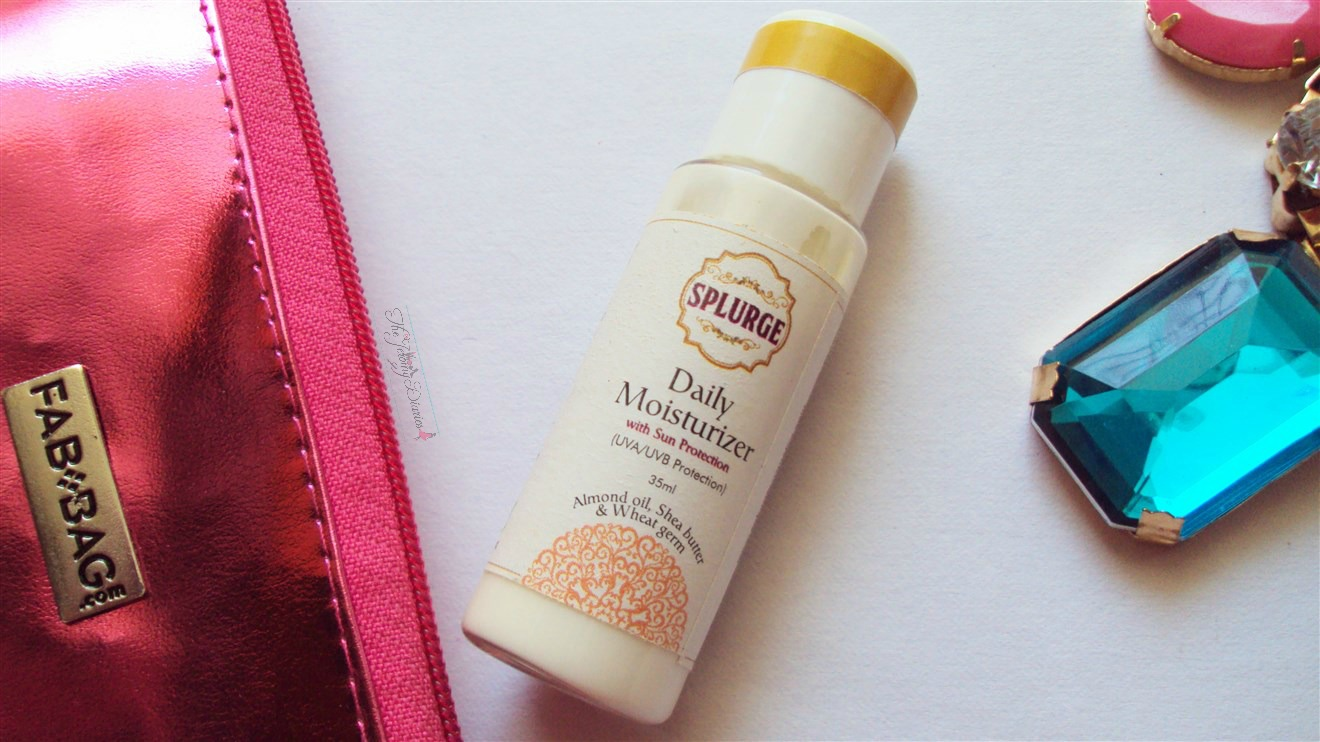 splurge  handcrafted natural products in india