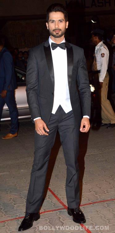 Shahid Kapoor filmfare awards 2015