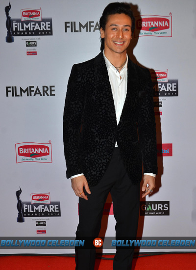 Tiger-Shroff-graces-the-red-carpet-at-the-60th-Britannia-Filmfare-Awards