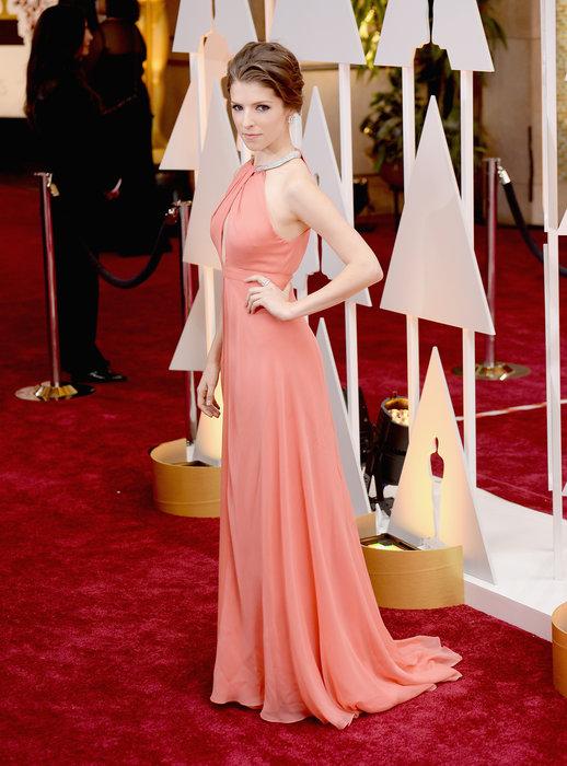 actress anna kendrick oscars 2015