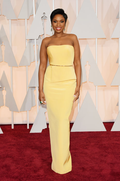 actress jennifer hudson oscars 2015