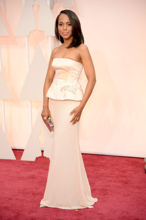 actress kerry washington oscars 2015