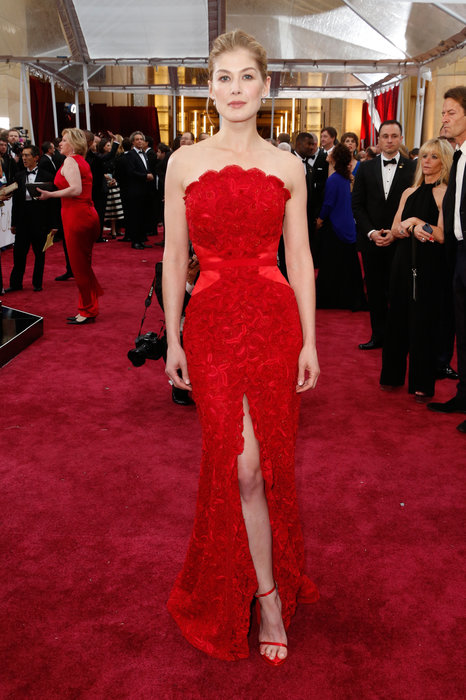 actress rosamund pike oscars 2015