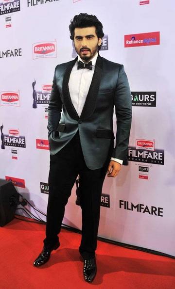 arjun-kapoor filmfare awards 2015
