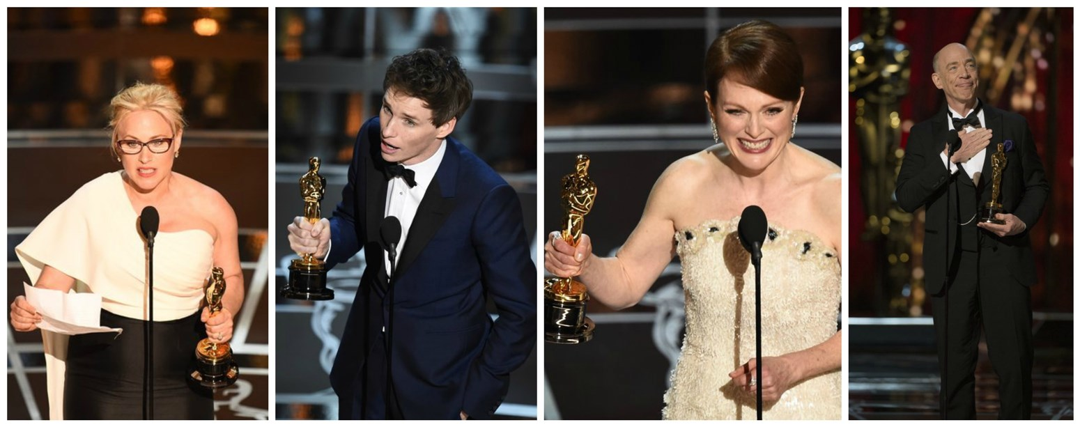 best actor best actress oscars 2015
