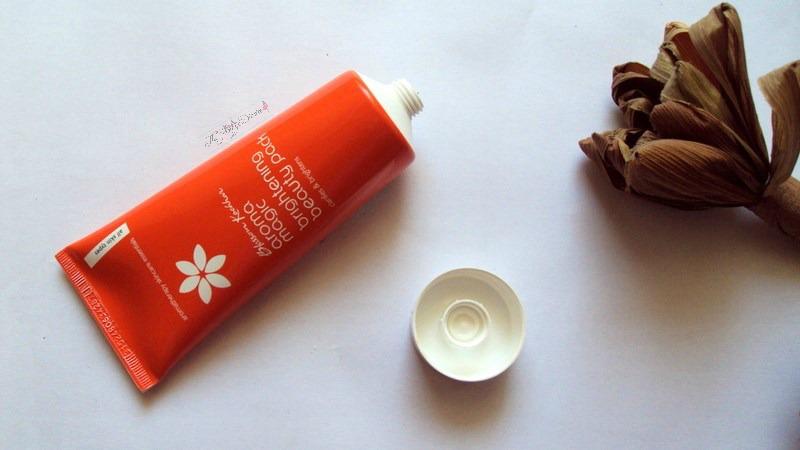 blossom kocchar aroma magic brightening beauty pack face pack