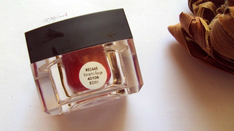 elf conditoning lip balm romantic rouge