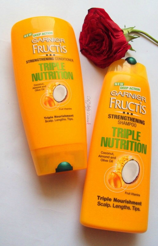 garnier best shampoo and conditioner