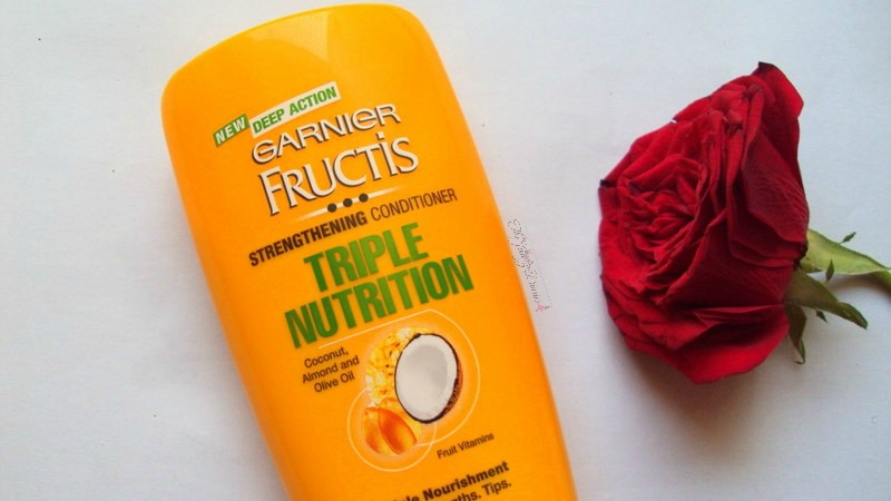 garnier fructis triple nutrition strengthening conditioner price and availability in india