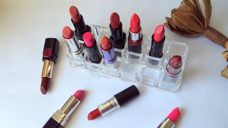 lipstick organizers