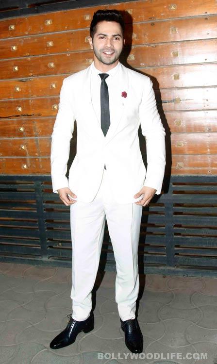 varun dhawan filmfare awards 2015