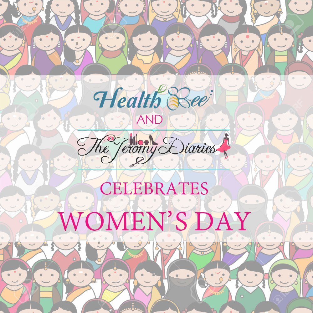 TJD celebrates Women's Day 2015 in collaboration with Health Bee