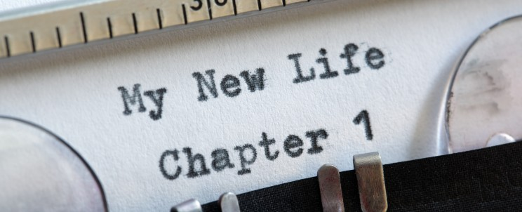 Start a New Life because Change is inevitable
