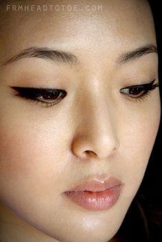 eyeliner style for monolids