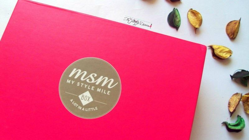 msm box beauty box