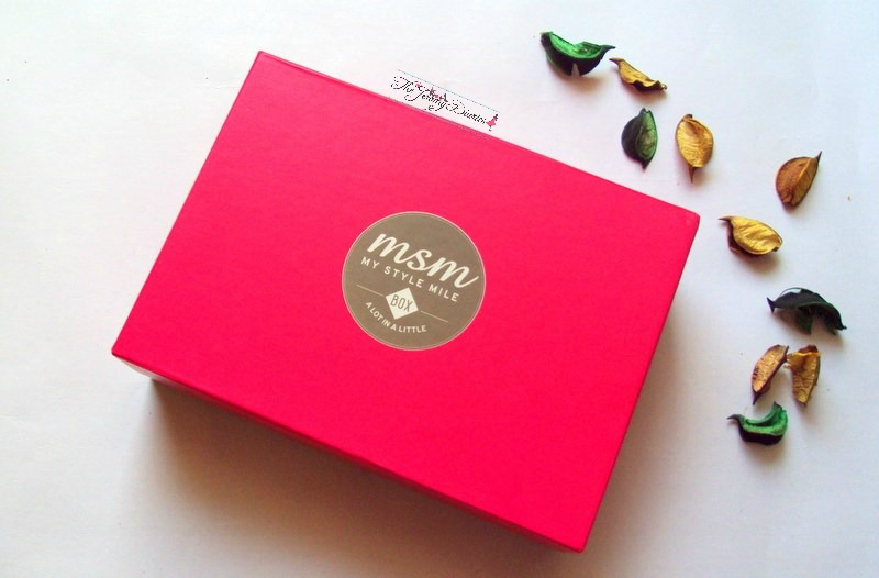my style mile box