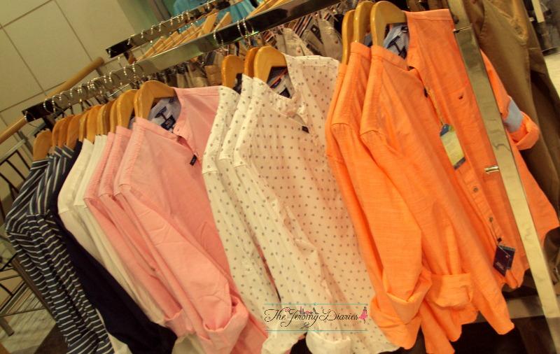 orange chines collared shirts wills lifestyle sports