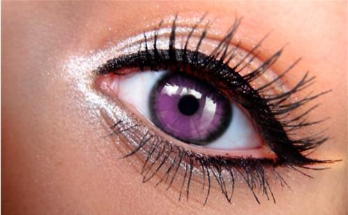 round eyes eyeliner makeup