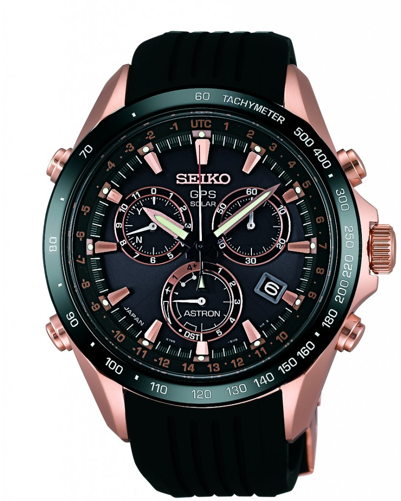 The Seiko Astron GPS Solar Chronograph Novak Djokovic Limited Edition Watch Price and Details