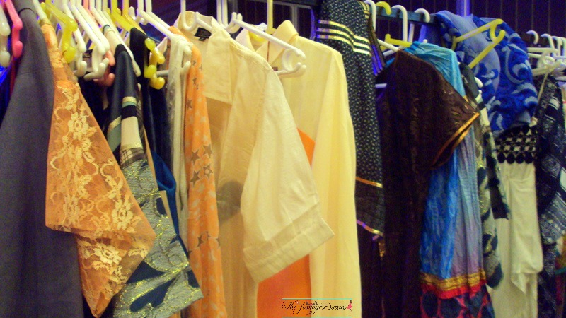 designer clothes at elle carnival bangalore