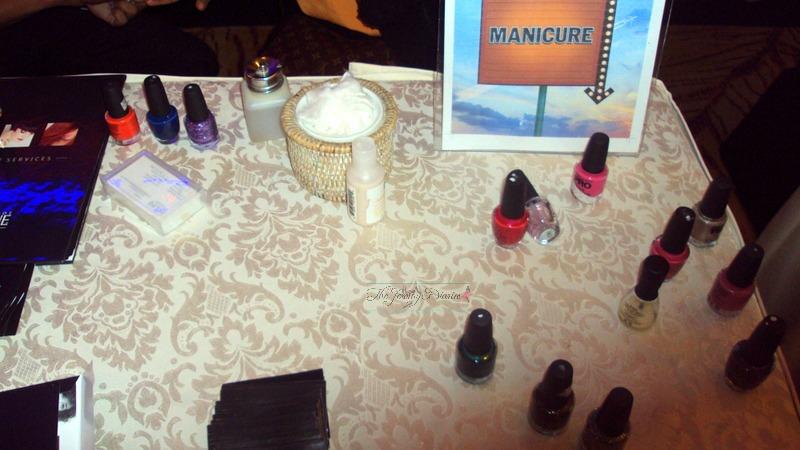manicure at elle carnival bangalore