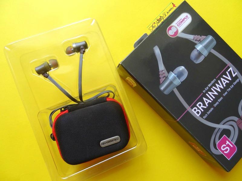 brainwavz audi s1 earphones packaging