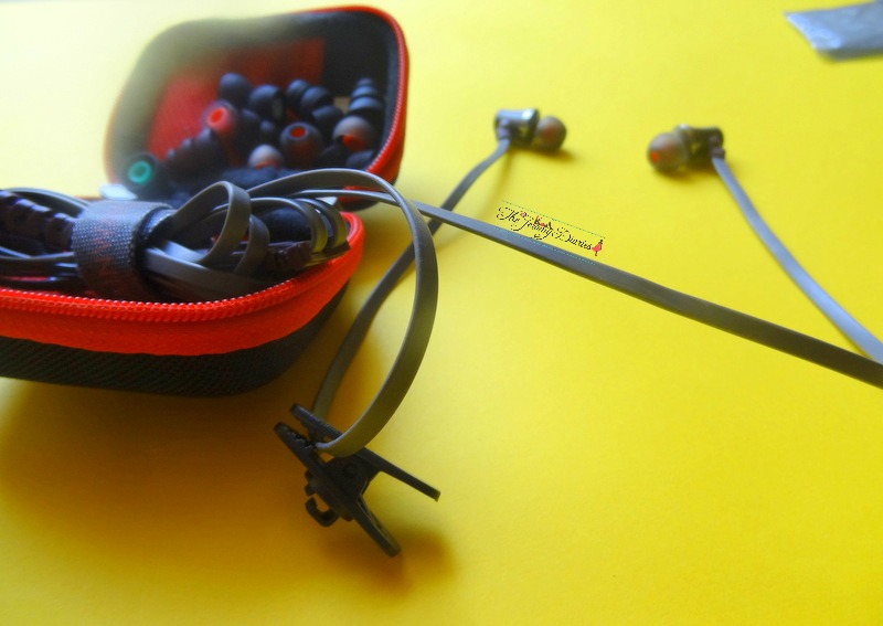 brainwavz audio s1 earphones flat cable wire