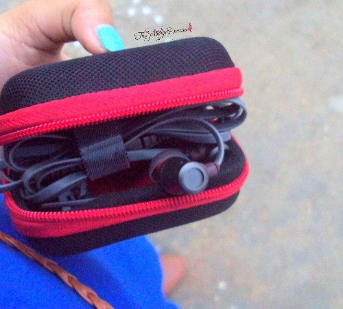 brainwavz audio s1 earphones pouch