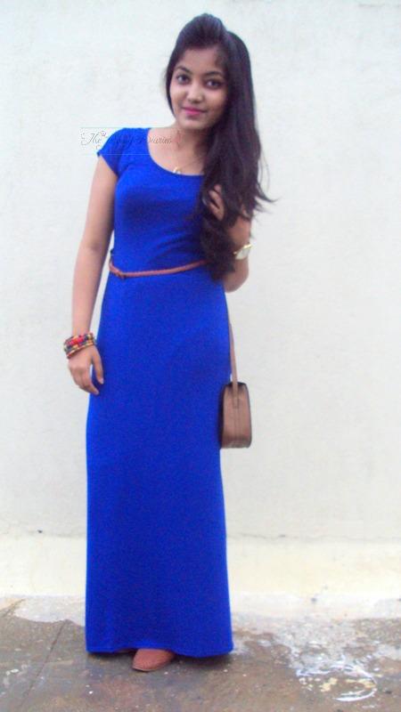 maxi dresses online jabong